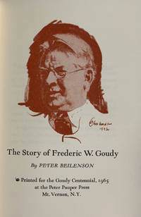 image of The Story of Frederic W. Goudy