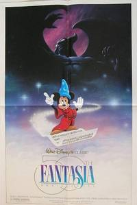 Walt Disney's Fantasia 50th Anniversary Commemorative Program