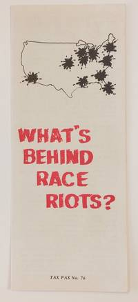 image of What's behind Race Riots