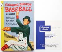 image of Clowning Through Baseball. (Bantam Review Copy)