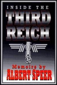 Inside the Third Reich by Albert Speer - Hardcover - 1995 - from ThriftBooks and Biblio.com