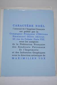 CARACTERE Noël 1963.