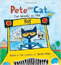 Pete The Cat - The Wheels On the Bus