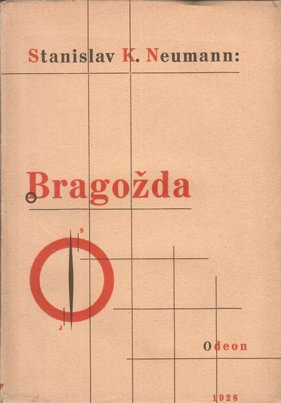 Prague: Odeon, 1928. Octavo (19.8 × 14 cm). Original pictorial wrappers, printed in orange and b...