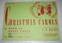 Christmas Carols for Band or Brass Choir (Bb Bass)