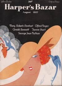 image of Harper's Bazar (Harper's Bazaar) Magazine Cover  August 1921