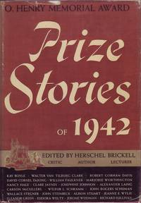 O. Henry Memorial Award Prize Stories of 1942