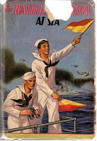 image of The Battleship Boys at Sea; or, Two Apprentices in Uncle Sam's Navy (#1 in series)
