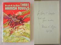 Three Hainish Novels: Rocannon's World, Planet of Exile, City of Illusions