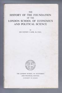 The History of the Foundation of the London School of Economics and Political Sciences