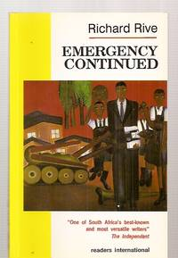 image of EMERGENCY CONTINUED