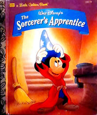 A Little Golden Book WALT DISNEY'S THE Sorcerer's Apprentice