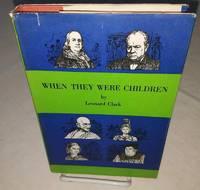 WHEN THEY WERE CHILDREN
