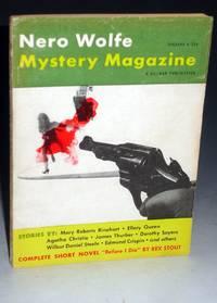 Nero Wolfe Mystery Magazine, Vol. 1