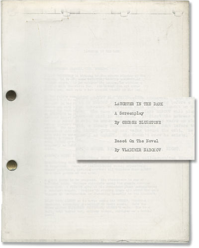 Paris: Les Films Marceau, 1968. Three Draft scripts for the 1969 film by three different screenwrite...