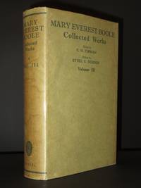 Mary Everest Boole. Collected Works Volume 1