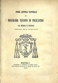 Prima lettera pastorale di Monsignor Vescovo di Policastro al clero e popolo della sua Diocesi.