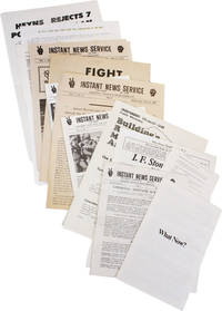 Archive of materials relating to the 1968 San Francisco People's Park Demonstrations