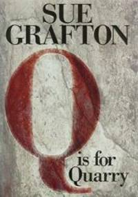 image of Q is for Quarry: A Kinsey Millhone Novel