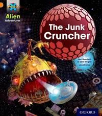 image of Project X: Alien Adventures: Orange: The Junk Cruncher