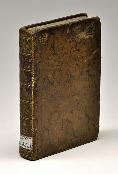 Madrid: Antonio de Sancha, 1775. FIRST EDITION. Hardcover. Very good. 8vo. , 475, pp. Binding with m...
