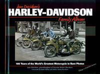 Jean Davidson's Harley-Davidson Family Album - 100 Years of the World's Greatest Motorcycle in Rare Photos