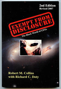Exempt from Disclosure: The Black World of UFOs