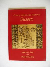 County Maps and Histories Series  -  Sussex