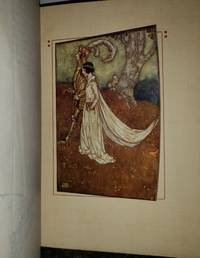 image of MY DAYS WITH THE FAIRIES: a new and enlarged edition of FAIRIES I HAVE MET. Illustrated in colour by Edmund Dulac