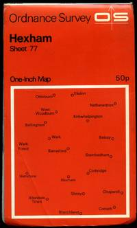 Ordnance Survey One-Inch Map (One Inch Series Red Covers) of Great Britain Sheet 76: Carlisle
