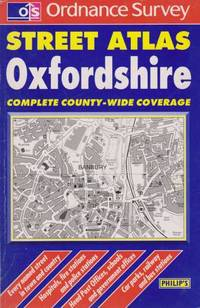 Ordnance Survey Street Atlas Oxfordshire - Complete County - Wide Coverage [Pocket Edition]