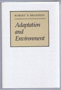 Adaptation and Environment