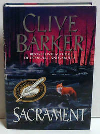 Sacrament by  Clive Barker - Signed First Edition - 1996 - from citynightsbooks (SKU: 4194)
