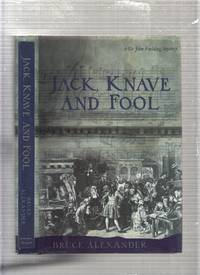 image of Jack Knave and Fool ( A Sir John Fielding Mystery)