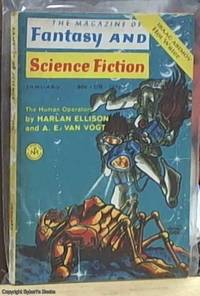 image of Fantasy and Science Fiction; Volume 40 Number 1, January 1971