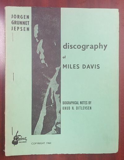 Brande, Denmark: Debut Records, 1960. New revised edition. 12mo; good+/wraps; green spine with black...