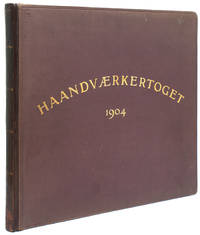 Haandvaerkertoget ved Faellesrepraesentationenes Jubilaeum 1904