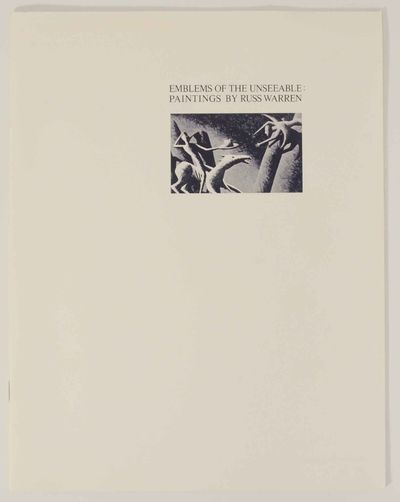 Charlotte, NC: Knight Gallery / Spirit Square Arts Center, 1984. First edition. Softcover. 24 pages....