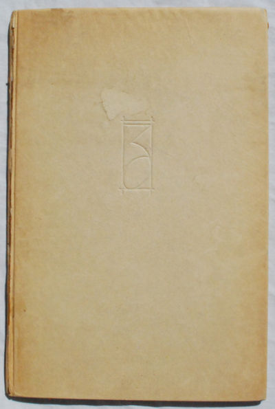 Los Angeles:: The Zamorano Club,, 1929. First Edition. Good. FIRST EDITION. 8vo. 8 3/4 x 5 3/4 inche...