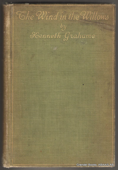 NY:: Scribner's,. Good. 1908. Hardcover. First edition. Moderate to heavy shelf wear and soiling, ag...