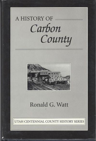 Salt Lake City: Utah State Historical Society, 1997. First Edition. 417pp. Octavo Blue buckram with ...