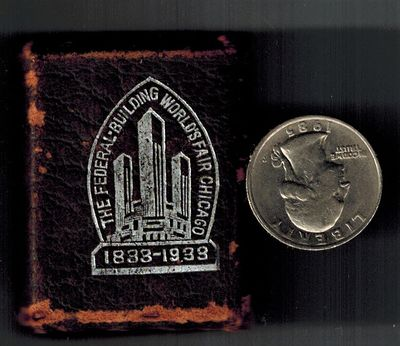 New York: Tiny Book & Novelty Co, 1933.