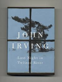 image of Last Night In Twisted River  - 1st Edition/1st Printing