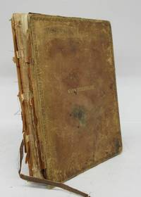 Ward Burlingame scrapbook
