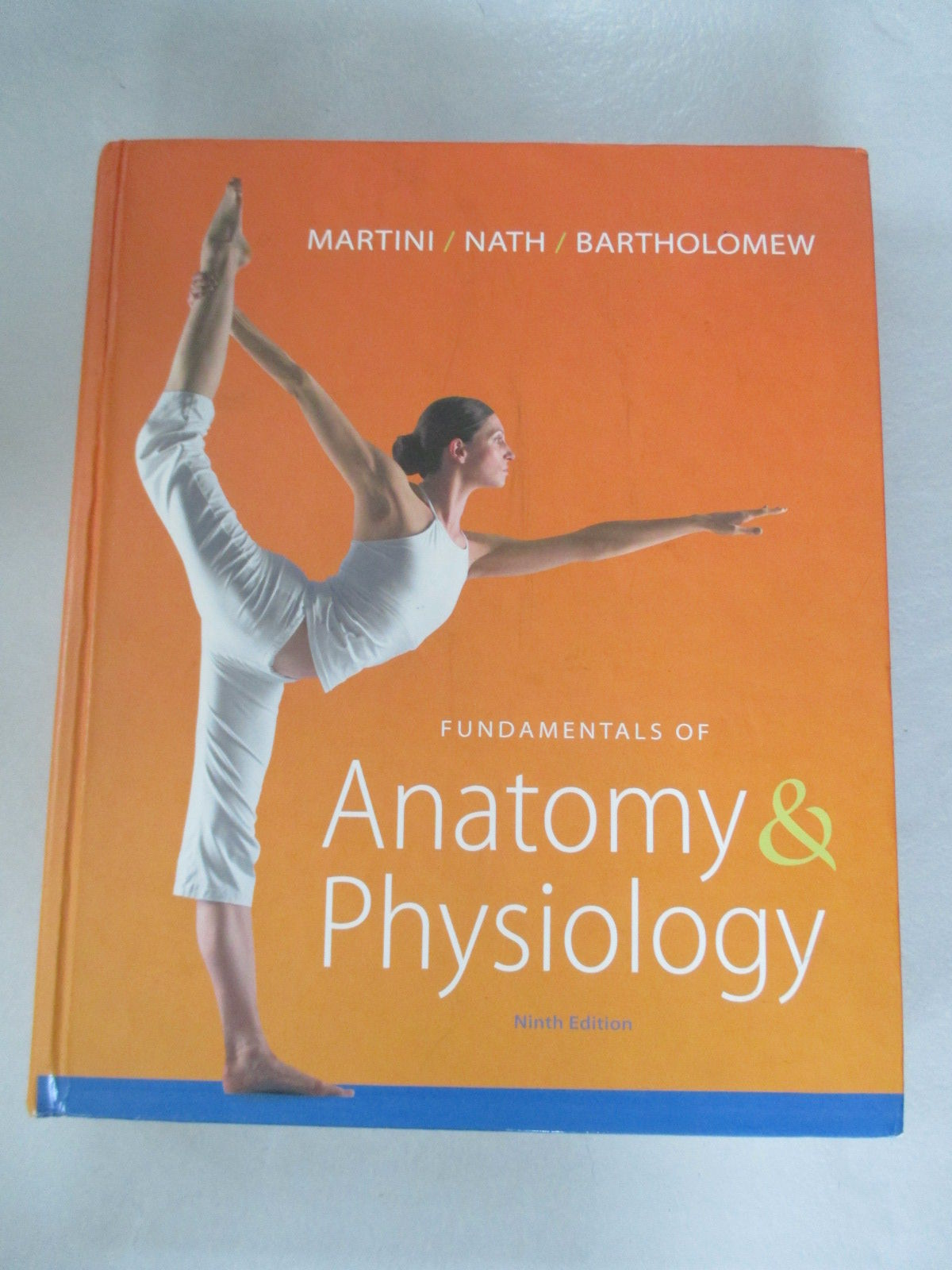 9780321709332 - Fundamentals of Anatomy & Physiology (9th Edition ...