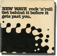 image of NEW WAVE rock 'n' roll: Get behind it Before it Gets Past You (Original Promotional Vinyl Record)