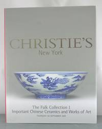 The Falk Collection I: Important Chinese Ceramics and Works of Art