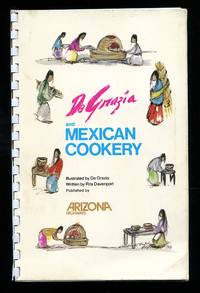 image of DeGrazia and Mexican Cookery