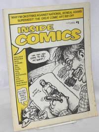 image of Inside Comics, Vol. 1, No. 1, Spring 1974