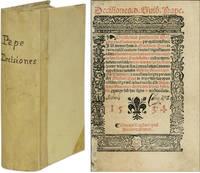 Decisiones Parlam[en]ti Dalphinalis Grationopolis per.. by  Guy de; Guido Papa La Pape  - 1534  - from The Lawbook Exchange Ltd (SKU: 44812)